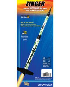 Estes 2433 Zinger Beginner Flying Model Rocket Kit