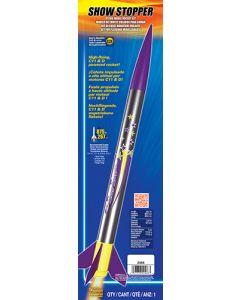 Estes 2466 Show Stopper Intermediate Flying Model Rocket Kit