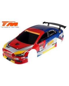 Team Magic 507509 Painted Body  1/10 (Touring / Drift) 190mm   Mitsubishi  EVX
