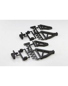 Kyosho FMW644 Front Long Wheelbase Arm Set (Evolva M3 Evo)