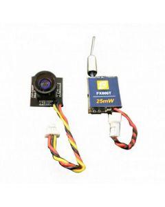 FXT FX806TC Micro Mini VTX Camera combo (4.2gm)