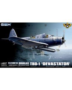 G.W.H L4807 VT-8 At Midway 1942 Douglas TBD-1 'Devastator' 1/48