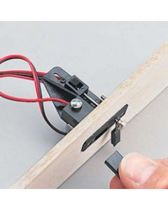 Great Planes GPMM100Switch/Charge Jack Mounting Set