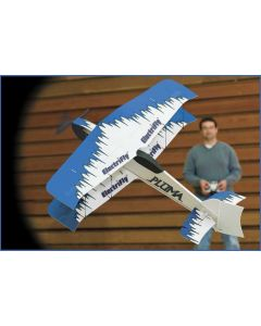 Great Planes GPMA1130 Pluma ARF EP 3D Aerobat