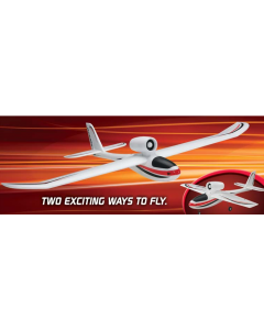 Great Planes A1581 Syncro Glider ARF Electric Ducted Fan