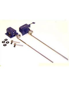 Great Planes Q2905 Mechanical Retracts.40-Size w/Adjustable Axle