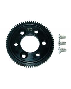 Great Vigor EL0701S1 Main Gear 70T Steel - Wide