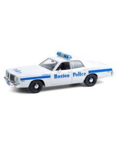 Greenlight 85521 1976 Dodge Coronet Boston Police Department Hot Pursuit 1/24