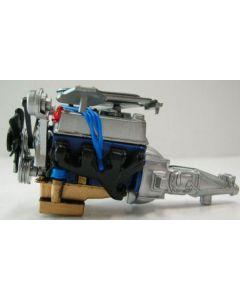 Engine Shelby 428 GT500E Engine 1/18