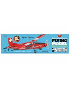 Guillow's 304 PC-6 Porter Model Kit  1/24