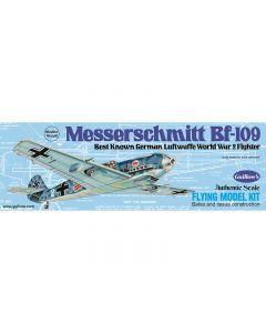 Guillow's 505 Messerschmitt Bf-109 1/30