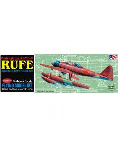 Guillow's 507 Nakajima Rufe 1/30