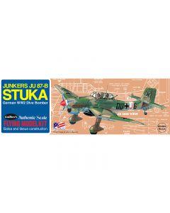 Guillow's 508 Junkers JU 87-B Stuka 1/30