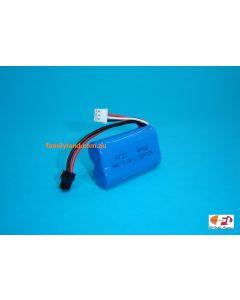 HBX 12032 Li-Ion Battery Pack 7.4V 850mAh (Compatible 16050/ 16050A)