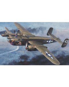 Hasegawa 01547 B-25H Mitchell (U.S. Army Air Force Bomber) 1/72