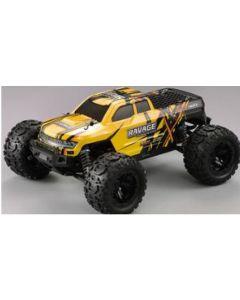 HBX 16889  Brushless Ravage Stadium Truck 1/16