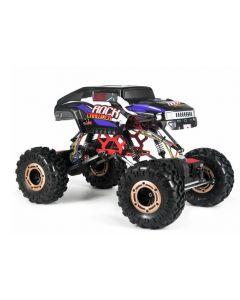 HBX ROCK FIGHTER, 1/10 CRAWLER, 4WD, BRUSHED MOTOR