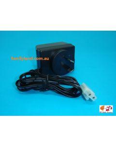 Helion HLNA0194 NiMh Wall Charger 7-Cell Tamiya Plug (AU)