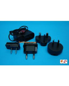 Helion HLNA0569  WALL CHARGER NIMH 10V-600MA 7Cells (INT)