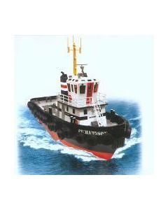 Hobby Engines HEP0721 PREMIUM EDITION 1/36 Scale TUG BOAT with 2.4G PROPORTIONAL RADIO CONTROL