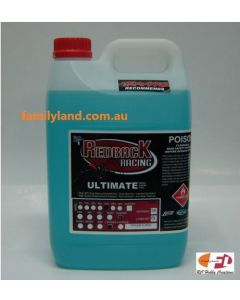 Redback  Blue Power Nitro Fuel 20% NITROmethane, 18% Synthetic, 5 litre