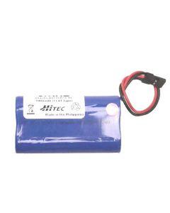 Hitec 54131 1400mAh 6.4V LiFE Transmitter Battery suit Flash 8