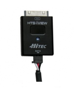 Hitec 55862 HTS-IVIEW TELEMETRY MONITORING SYSTEM