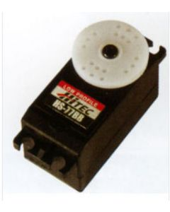 Hitec 31077S HS-77BB Low Profile Aileron Servo. Hybrid I.C. One Metal
