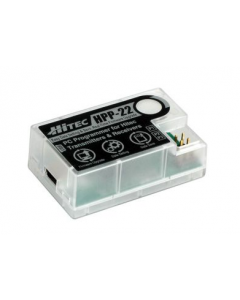 Hitec HPP-22 PC PROGRAMMER (Module)  FOR HITEC TRANSMITTERS & RECEIVERS (W / 2 Cables)