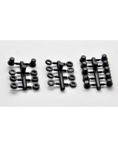 Hobao 11229 Mini St Hinge Pin Bushings