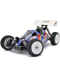 Hobao Hyper 7 TQ2 RTR Buggy w/Hyper .21 Turbo & 2.4Gh Radio 1/8