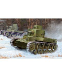 Hobby Boss 82493 Soviet T-24 Medium Tank 1/35