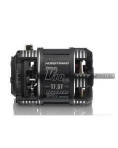 Hobbywing 30401131 XERUN-V10 -17.5T -BLACK - G3R Sensored Brushless Motor