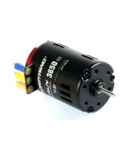 Hobbywing 30404306 QUICRUN 3650 G2 sensored 17.5T Brushless Motor