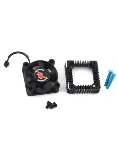Hobbywing 30850303 3010 Fan with Adapter for XR10 Pro G2-Black