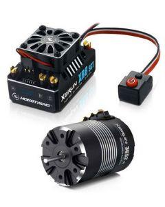 Hobbywing 38020410 XERUN XR8 SCT Combo w/3652SD 3100KV Brushless Motor