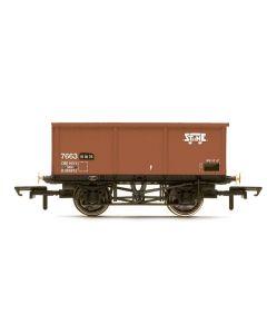 Hornby 6966 BR, 27T MSV Iron Ore Tippler, 7663 - Era 7