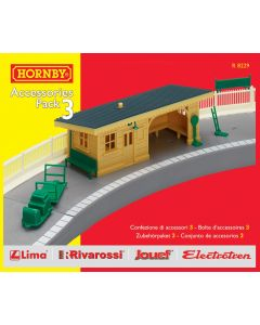 Hornby R8229 Accessories Pack 3