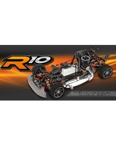 Hot Bodies108382 R10 Nitro racing touring car kit 1/10