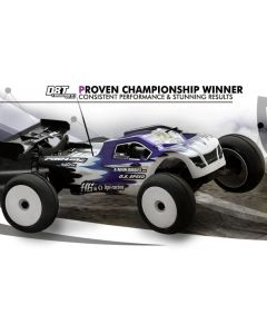 Hot Bodies D8T Tessmann Edition Competition 1/8th Scale 4WD Truggy Kit