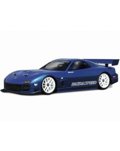 HPI 7382 MAZDA RX-7 FD3S CLEAR BODY (190mm/WB255mm) 1/10