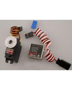 Hitec HG-5000 High Performance MEMS Gyro Combo