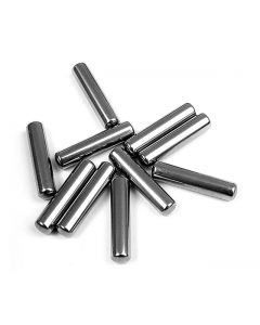 Hudy 106050 Set of Replacement Drive Shaft Pins 3x14 (10)