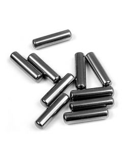 Hudy 106051 Set of Replacement Drive Shaft Pins 3x12 (10)
