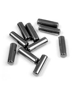 Hudy 106052 Set of Replacement Drive Shaft Pins 3x10 (10)