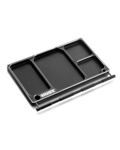 Hudy 109880 Alu Tray for Accessories & Pit LED