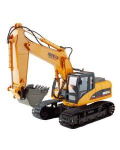 HUINA 1550 Excavator 15CH METAL & ABS 1/14