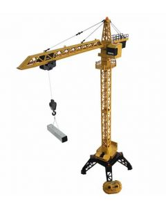 Huina 1585 2.4G 12CH RC Alloy Tower Crane 1:14