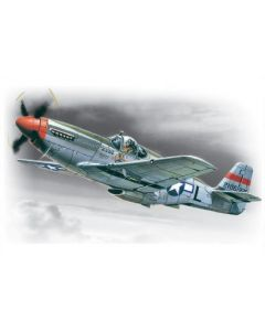 ICM 48121 Mustang P-51C - WWII American Fighter 1/48