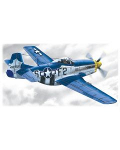 ICM 48151 Mustang P-51D-15 - WWII American Fighter 1/48